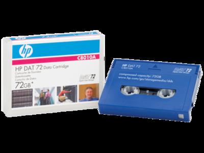 HP Dat 72 C8010A Data Cartridge, DDS-5