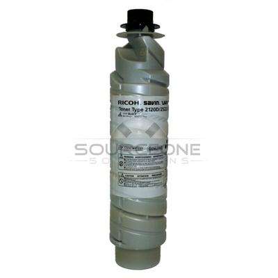 Ricoh MP 2510 Black Toner Bottle
