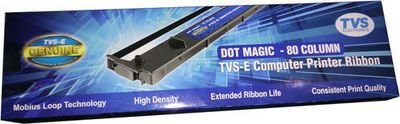TVS-E 80 Colum Dot Magic Ribbon Cartridge