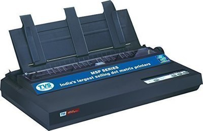 TVS MSP 455 XL Classic Dot Matrix Printer