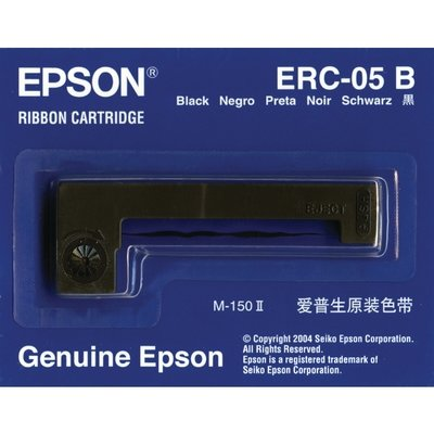 Epson ERC 05 B Ribbon Cartridge