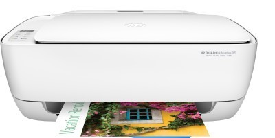 HP 3636 Color All in One Inkjet Printer, PSC, Wi-fi