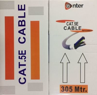 Enter 305mtr Cat5E Lan Cable