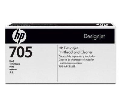 HP 705 Black & Cleaner Printhead, CD953A