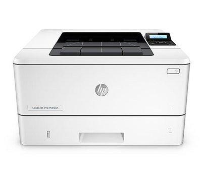 HP M403n Single Function Laser Printer