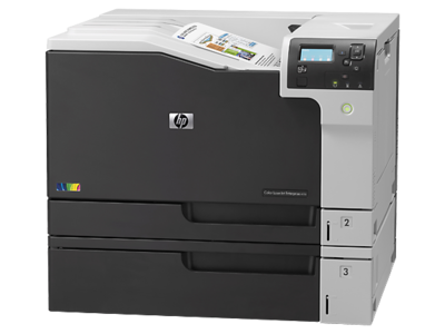 HP M750dn Color Single Function Laser Printer