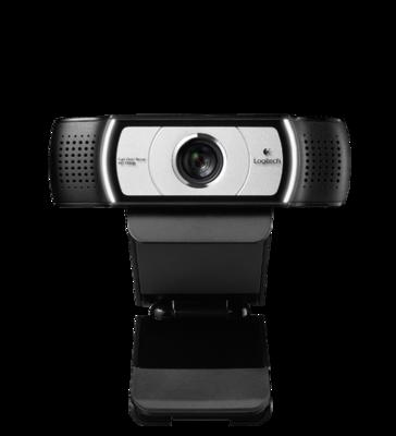 Logitech C930e HD Webcam, 1080p