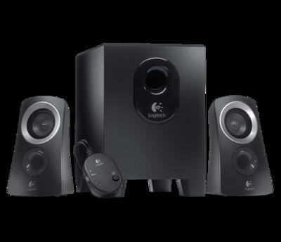 Logitech Z313 Multimedia Speakers, 2.1