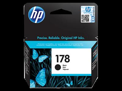 HP 178 Ink Cartridge, Black