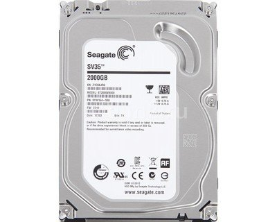 Seagate 2TB Internal Desktop Hard Drive