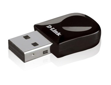 D-Link DWA-131 USB Nano Wireless Adapter