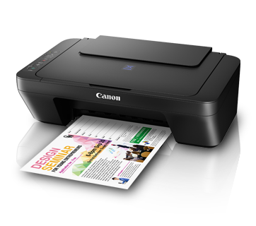 Canon E410 Color All in One Inkjet Printer