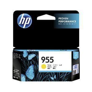 HP 955 Ink Cartridge, Yellow