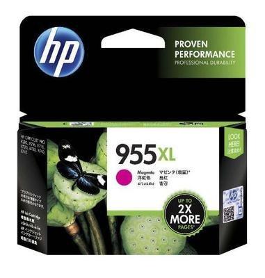 HP 955XL Ink Cartridge, Magenta