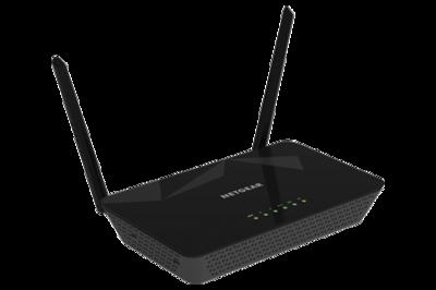 Netgear D1500 WiFi Modem Router , ASDL2+