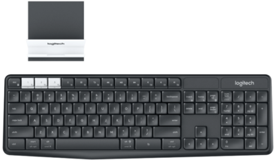 Logitech K375s Multi-Device Wireless Keyboard & Stand