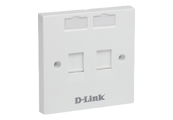 D-Link Dual Face Plate