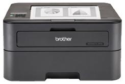 Brother HL-L2366DW Single Function Laser Printer