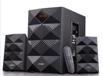 F&D A180X Wireless Portable 2.1 Speaker