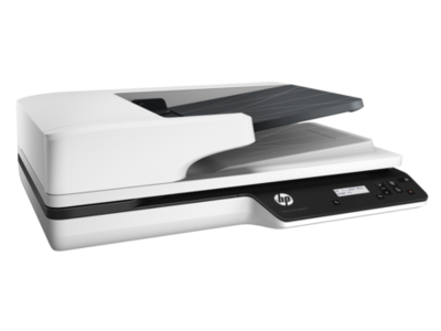 HP ScanJet Pro 3500 f1 Flatbed Color Scanner