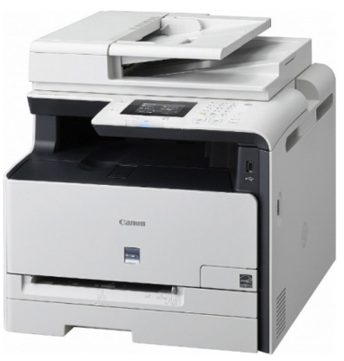 Canon MF628Cw Color All-in-One Laser Printer
