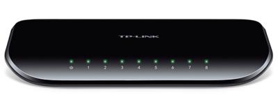 TP-Link 8-Port Gigabit Desktop Switch, SG1008D