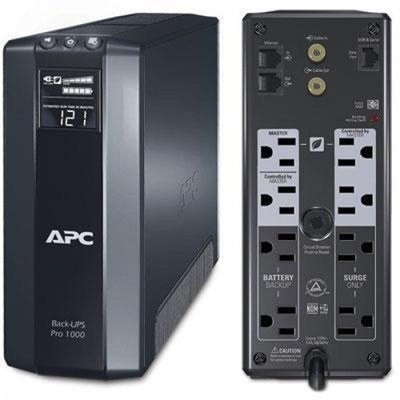 APC 1KVA Battery Backup UPS