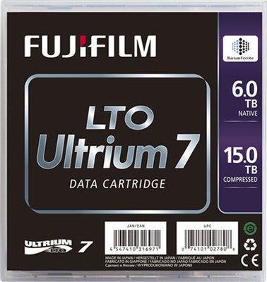 Fujifilm LTO 7 Ultrium Data Cartridge