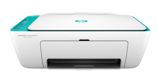 HP 2676 Color All in One Inkjet Printer, PSC, Wifi