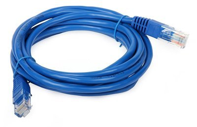 D-Link 1mtr Cat-5 Patch Cord Cable