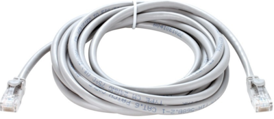 D-Link 3mtr Cat-6 Patch Cord Lan Cable, NCB-C6UGRYR1-3