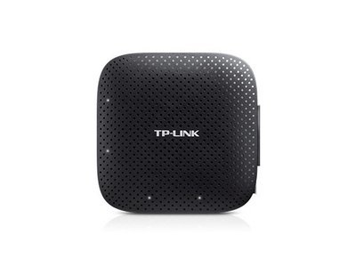 TP-Link UH400 USB 4-Port External Hub, USB 3.0