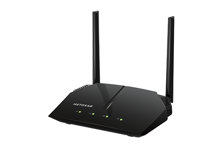 Netgear R6120 Dual Band Router, WAN Port