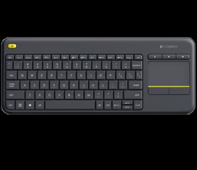 Logitech K400 Plus Wireless & Touch Pad keyboard