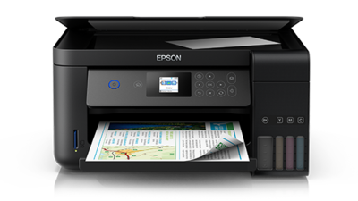 Epson L4160 Wi-Fi Duplex Multifunction Ink Tank Printer