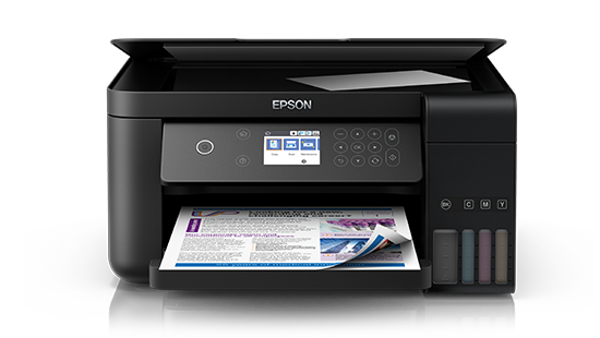 Epson L6160 Color All In One Ink Tank Printer, PSC, W, D