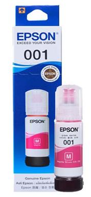 Epson ink Bottle, 001, Magenta, 70ml