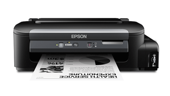 Epson M100 Single Function Ink tank Printer