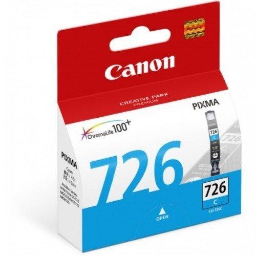 Canon 726 Ink Cartridge, Cyan