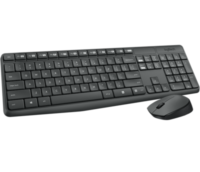 Logitech MK235 Wireless Keyboard Mouse