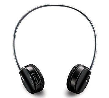 Rapoo H6020 Bluetooth On-Ear Headphone with Mic, Black