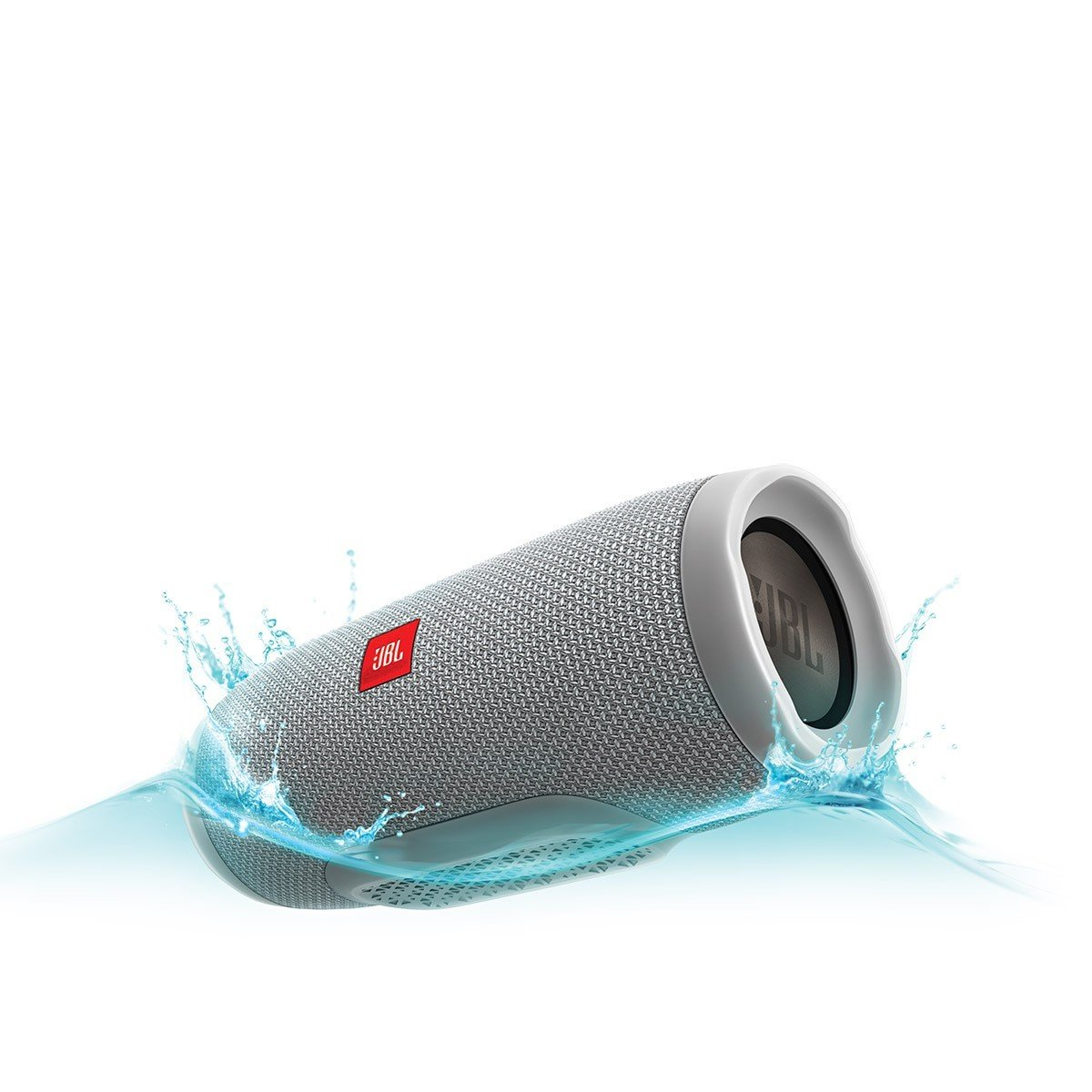 JBL Charge 3 Wireless Portable Speaker, Gray