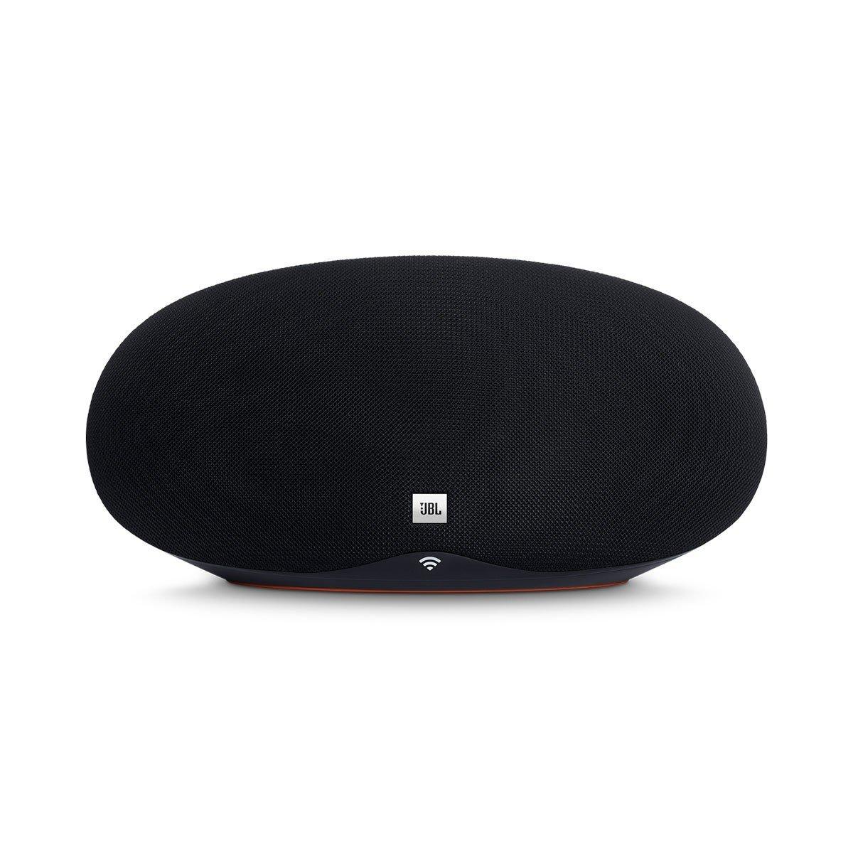 JBL Playlist Wireless Chromecast Speaker, Black