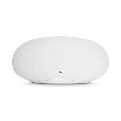 JBL Playlist Wireless Chromecast Speaker, White