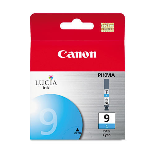 Canon 9 Ink Cartridge, Cyan
