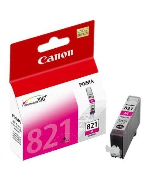 Canon 821 Ink Cartridge, Magenta