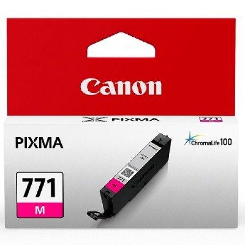 Canon 771 Ink Cartridge, Magenta