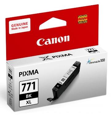 Canon 771XL Ink Cartridge, Black