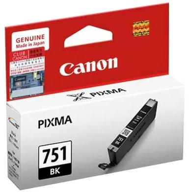 Canon 751 Ink Cartridge, Black