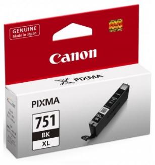 Canon 751XL Ink Cartridge, Black